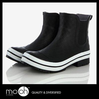 雨鞋 雨靴 短筒雨鞋 登山雨鞋 女士防...