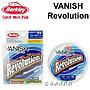 魚海網路釣具 恒達 日本 貝克力 Berkley VANISH Revolution (JVR 150) 4-5號