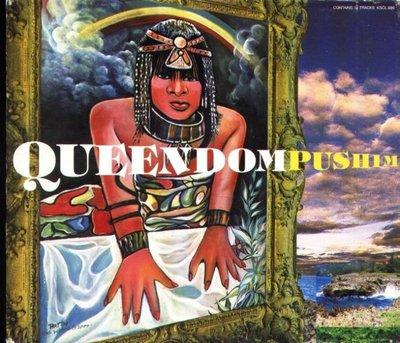 八八 - PUSHIM - QUEENDOM - 日版 Limited Rel