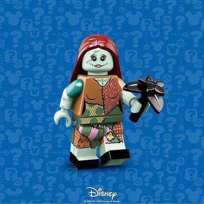 現貨【LEGO 樂高】積木 / 人偶包系列 迪士尼2 DISNEY 71024 | #15 聖誕夜驚魂 莎莉 Sally