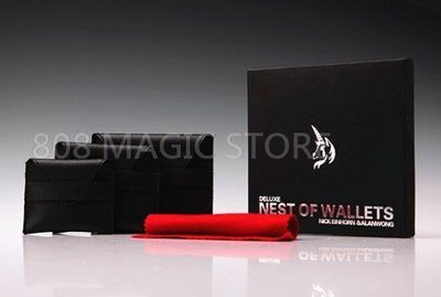 [808 MAGIC] Nest of Wallets