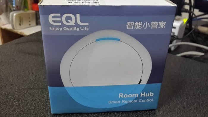 EQL智能小管家便宜出清當零件機賣 看物品說明
