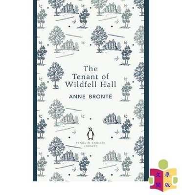 [文閲原版]威爾德菲爾莊園的房客 英文原版 The Tenant of Wildfell Hall Anne Bronte 小說 企鵝經典