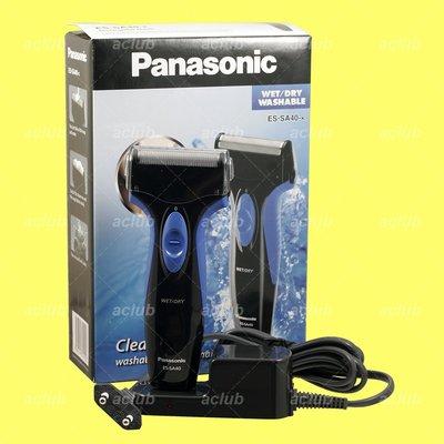 港行有保 - PANASONIC 樂聲 ES-SA40-K 電鬚刨 Electric Shaver