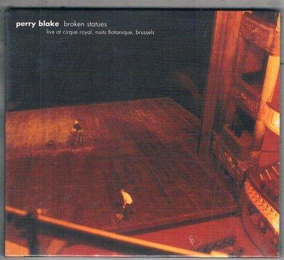 [鑫隆音樂]西洋CD-Perry Blake / Broken Statues(NV38111)/全新/免競標