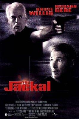 絕對目標──豺狼末日-The Jackal (1997)原版電影海報