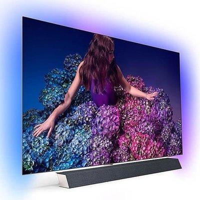 【0卡分期】PHILIPS飛利浦 55吋 4K 安卓聯網OLED液晶顯示器 55OLED934 全新商品 B