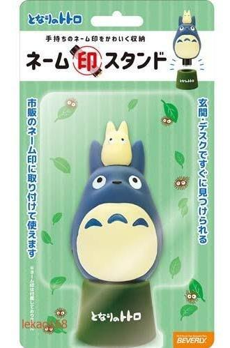 宮崎駿電影 龍貓Totoro印章套 值得收藏 ]