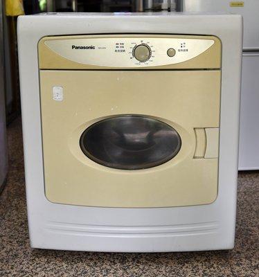 (全機保固半年到府服務)慶興中古家電二手家電中古烘衣機Panasonic(國際)5公斤乾衣機(2016年製造)