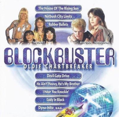 原版進口二手CD ~ Blockbuster﹝Oldie Chartbreaker﹞