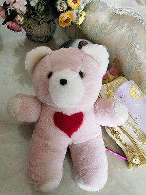 小宇家的皮草小物 真皮草 現貨  愛心 粉熊 羊剪毛 掛飾 羊毛  真羊毛 娃娃  擺飾 玩具