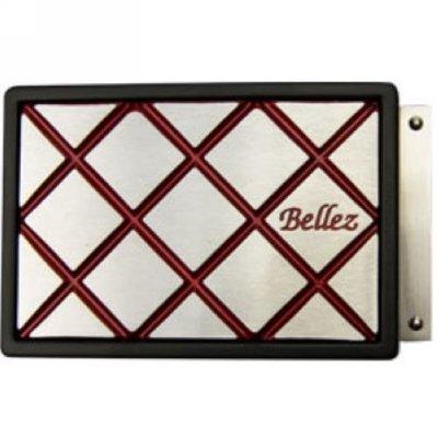藍鯨高爾夫 BELLEZ Double Fun iBelt-Diamond 寬版髮絲紋皮帶頭 #15210106