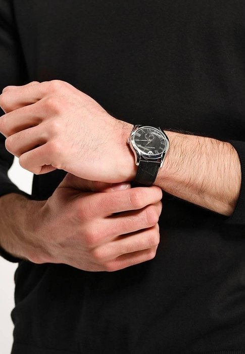 Emporio Armani 手錶AR1703 錶面約43mm (預購)東區正品專賣店