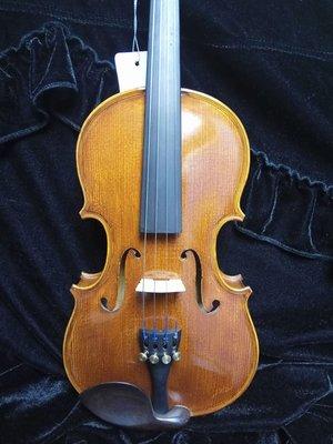 清貨 清貨 清貨 台灣品牌RODER羅德中高級小提琴V3 VIOLIN