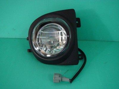 ☆小傑車燈家族☆全新K11 99年 MARCH 99年款原廠型霧燈一顆699+缐組+晴雨窗