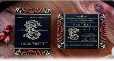 【USPCC撲克】Standard Seronda Sentiments w Signature black label sleeves