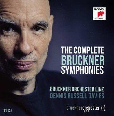 布魯克納:交響曲全集【11CD】The Complete Bruckner Symphonies / 丹尼斯羅素戴維斯