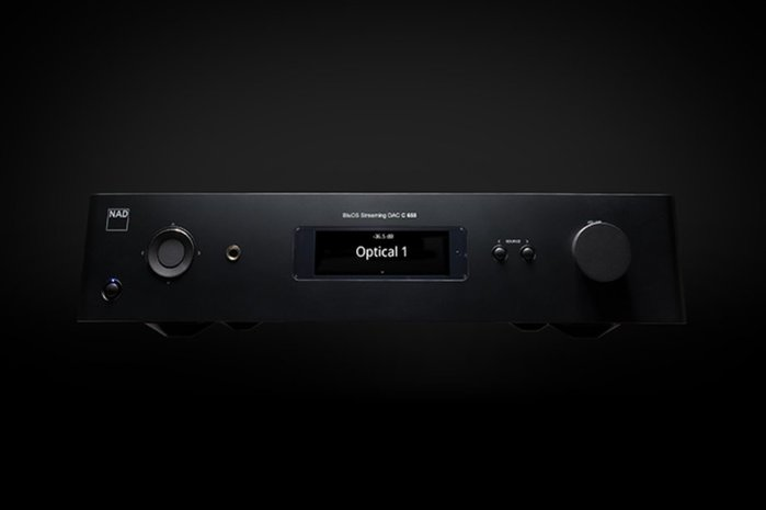 新竹音響推薦(竹北鴻韻音響)獨家代理數位串流界的LV 2019音響論壇極致推薦 英國 NAD C658