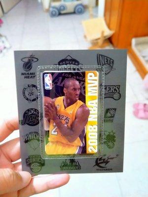 NBA悠遊卡   絕版品 2008年。年度mvp kobe 悠遊卡單一張 全球限量900張