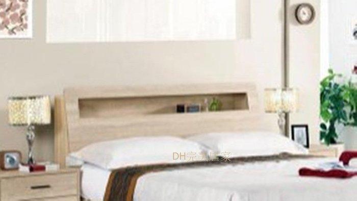 【DH】商品貨號商品名稱《斯麗艾》五尺被櫥頭 (圖一)不含床底。可掀式置物。備有六呎/另計。主要地區免運費