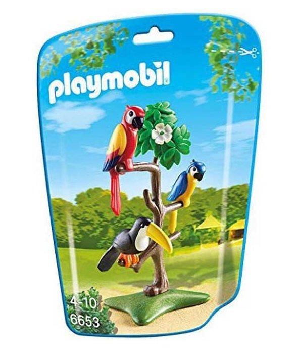 playmobil special plus 摩比人 可愛鸚鵡_PM06653 德國第一品牌 比LEGO樂高更有趣