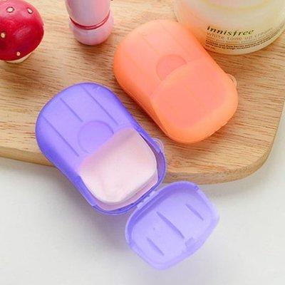 ♣生活職人♣【M131】便攜式洗手香皂...