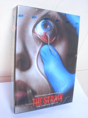 竟標價=結標價!歐美劇《The Strain 血族》第1季 DVD 全場任選買二送一優惠中喔!!