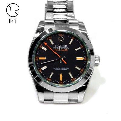 【IRT - 只賣膜】ROLEX 勞力士 蠔式鋼 腕錶專用型防護膜 S級完美防護 手錶包膜 11640GV