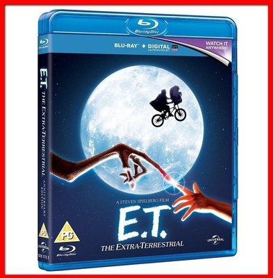 【BD藍光】E.T外星人The Extra Terrestrial(台灣繁中字幕)一級玩家大白鯊導演