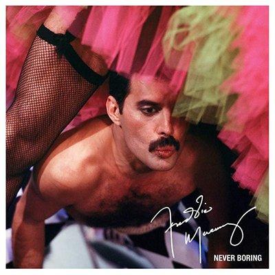 絕不乏味 (德國進口) Never Boring / 佛瑞迪莫裘瑞 Freddie Mercury---7781039