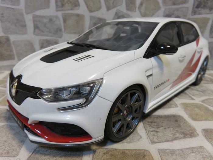 宗鑫貿易 OTTO OT877 Renault Megane Trophy-R 炭纖鋁圈特別版