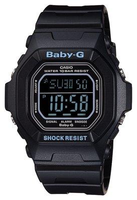 日本正版 CASIO 卡西歐 Baby-G BG-5600BK-1JF 黑色 女錶 手錶 日本代購