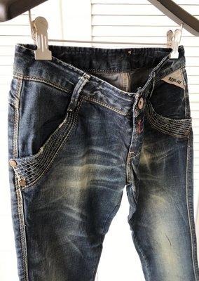 Replay 藍色牛仔褲👖