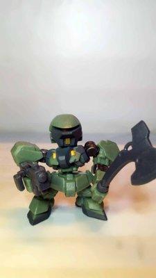 A-98 櫃 現況品 : 機動戰士 鋼彈 轉蛋戰士DASH 04 鐵血的孤兒 EB-06 格雷茲 GRAZE 富貴玩具店