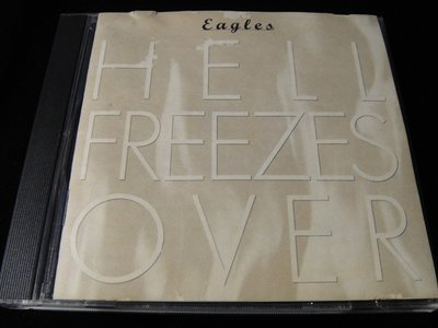 【198樂坊】老鷹合唱團Eagles  Hell Freezes Over(Get Over It...美版)CR