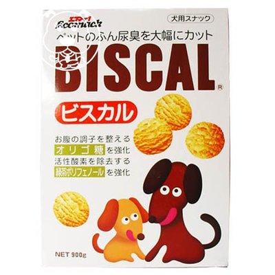 【🐱🐶培菓寵物48H出貨🐰🐹】現代必吃客犬用消臭餅乾-900g/盒 特價590元(自取不打折)