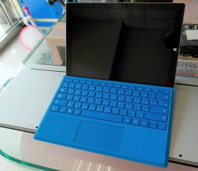 微軟 Surface Pro 三代 i5-4300U 4G RAM SSD128G HD Graphics Family