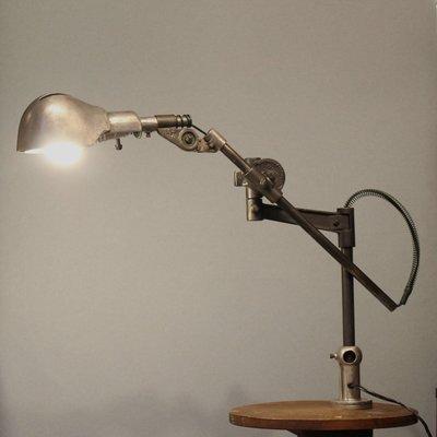 美國 1930年 Woodward 工作燈