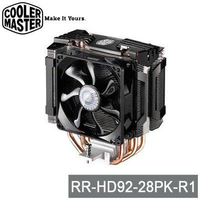 酷媽 CoolerMaster Hyper D92 CPU 散熱器 酷媽 RR-HD92-28PK 宅天下