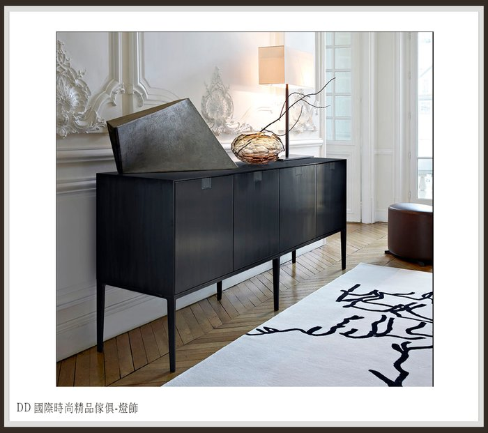 DD 國際時尚傢俱-燈飾  Alcor Sideboards (復刻版)訂製餐櫃