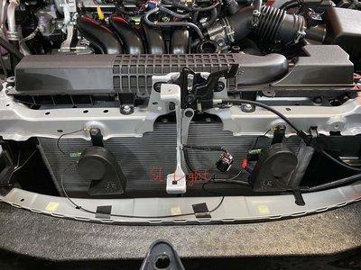 SL光電精品~TOYOTA 2020-21 Corolla Cross 各車系升級 日本御用品牌 DENSO 喇叭 實車