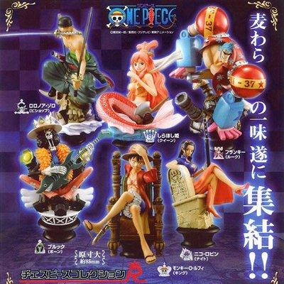 【動漫瘋】現貨 代理 Mega House  海賊王 西洋棋R 兩年後 新世界 VOL.2 白星 索隆  中盒販售