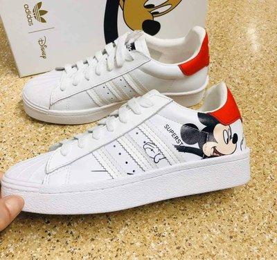 海外訂購-adidas Originals米奇聯名款球鞋