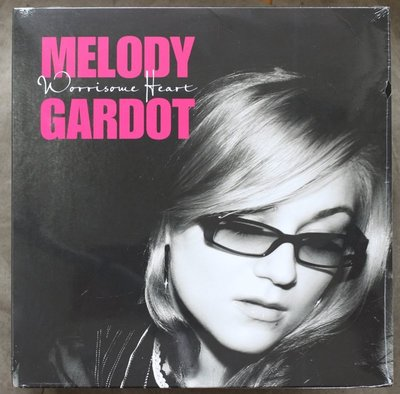 全新歐版黑膠-美樂蒂 佳朵 / 悸動芳心 Melody Gardot / Worrisome Heart