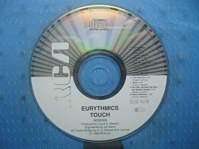 [無殼光碟]HQ  Eurythmics  Touch