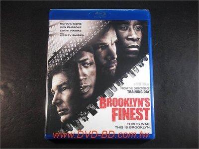 [藍光BD] - 惡夜特警隊 Brooklyn's Finest ( 威望公司貨 )