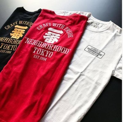 【日貨代購CITY】2017SS Neighborhood UPRISING / C-TEE . SS 一番 限定 現貨