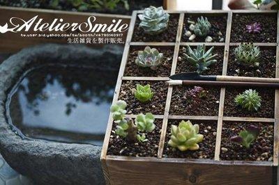 [ Atelier Smile ] 鄉村雜貨 簡約12格實木陳列櫃 收納櫃 展示櫃 儲物櫃 (現貨) 台北市