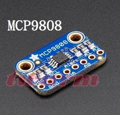 《德源科技》r) MCP9808 High Accuracy I2C Temperature Sensor 模塊