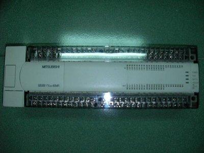 (泓昇)三菱PLC FX2N-80MR,FX2N-80MT含傳輸線(HMI,伺服馬達,光電開關,FX3U)